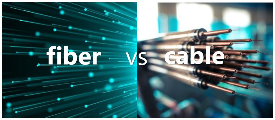 Fiber Optics Vs. Cable Internet